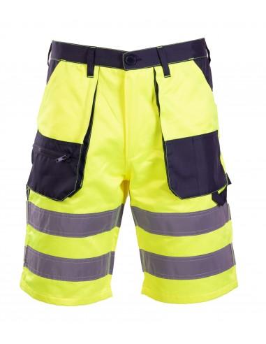 Spodnie krótkie Brixton Flash Seledyn